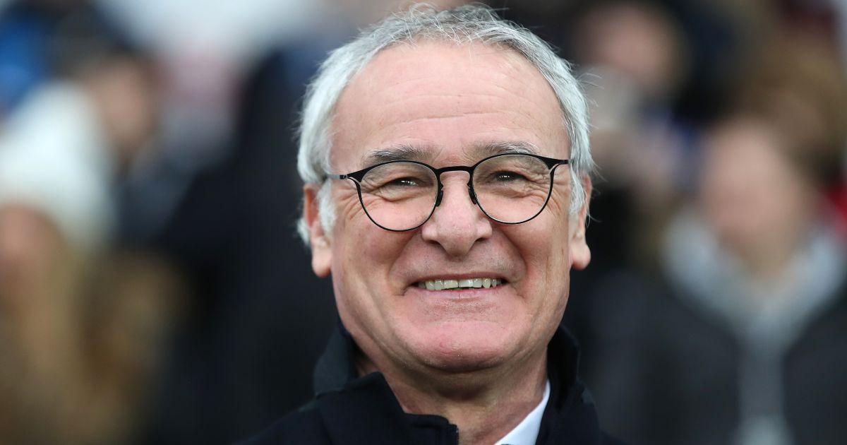 Possible new Watford boss Claudio Ranieri smiles