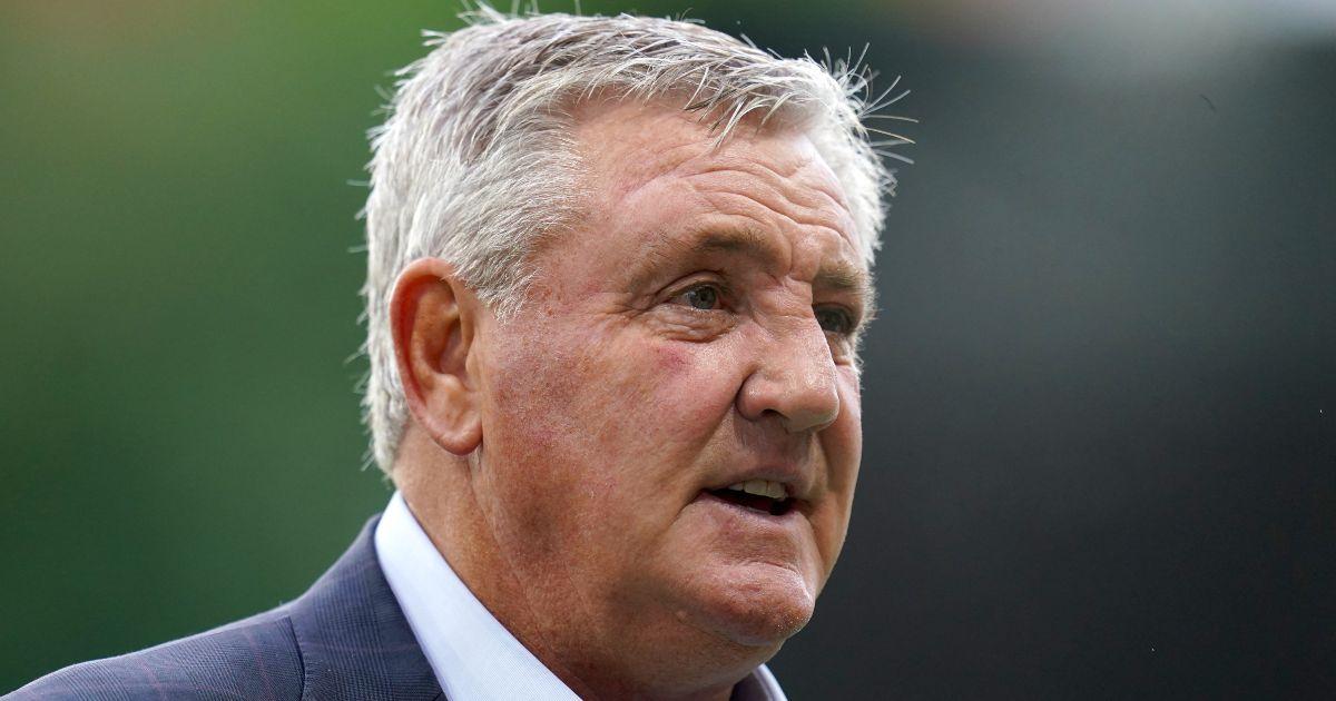 Newcastle United boss Steve Bruce walks off the pitch