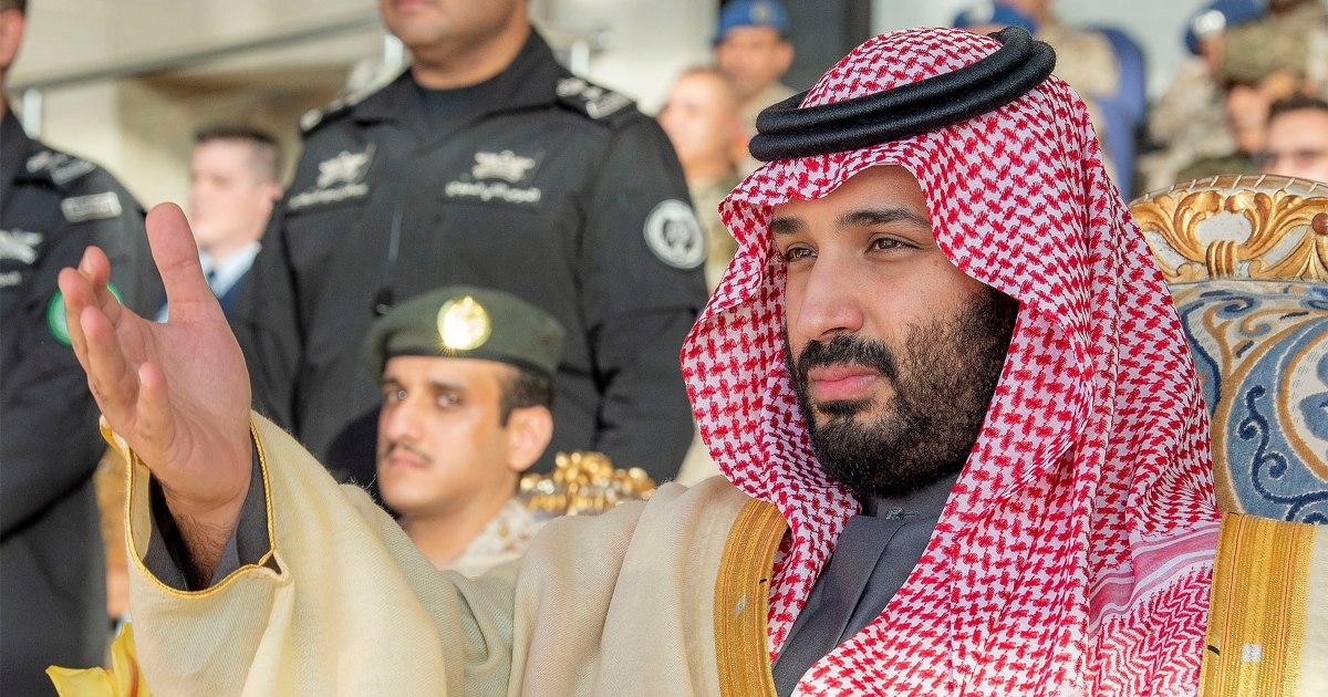 Prospective Newcastle owner Mohammed bin Salman