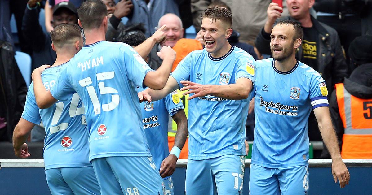 Coventry-celebrating