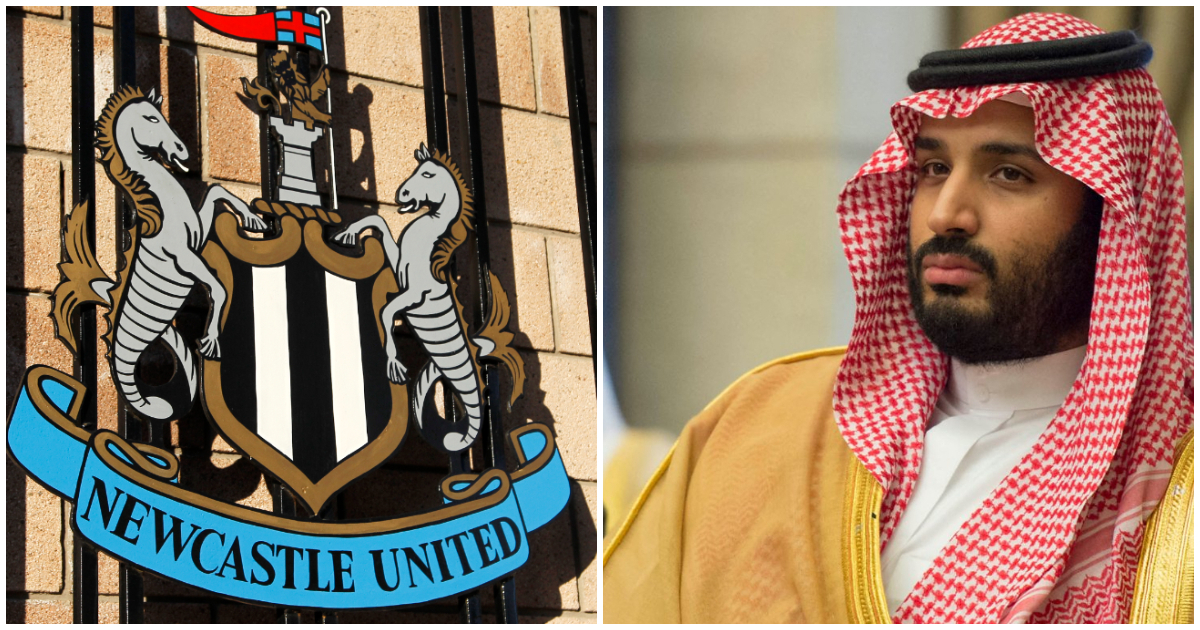 Mohammed bin Salman and Saudi Arabia-backed PIF have completed their takeover of Newcastle.