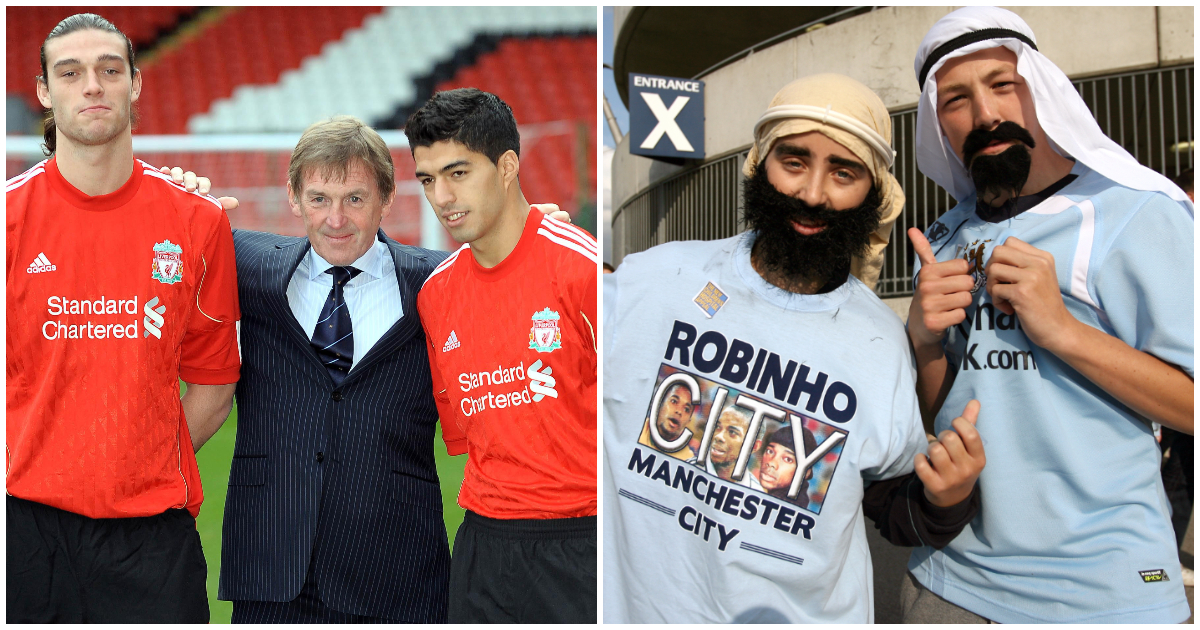 Every Premier League club's first signing under their current owners...