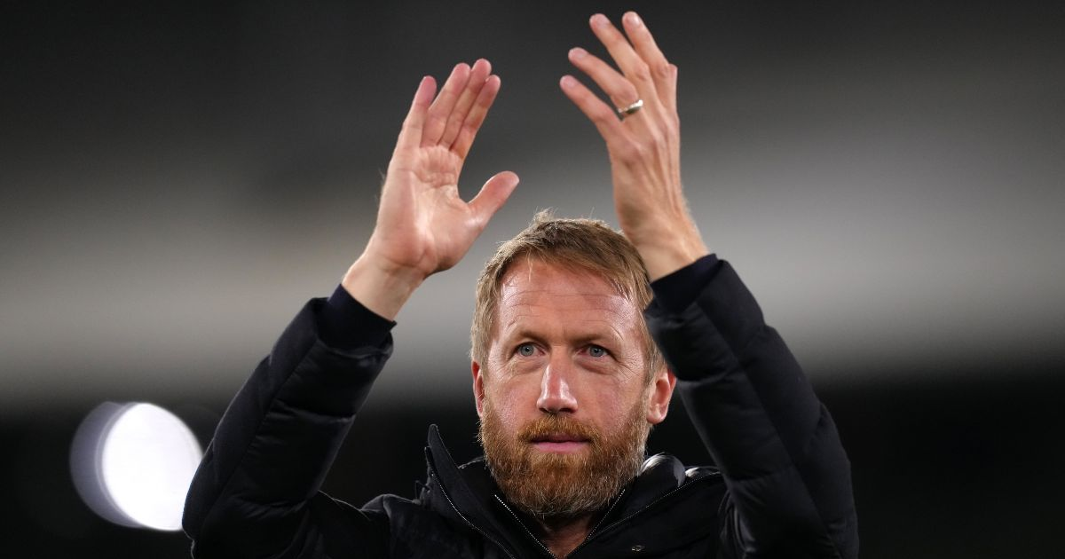 Brighton fear 'inevitable' Spurs offer amid Potter to Newcastle links - Football365