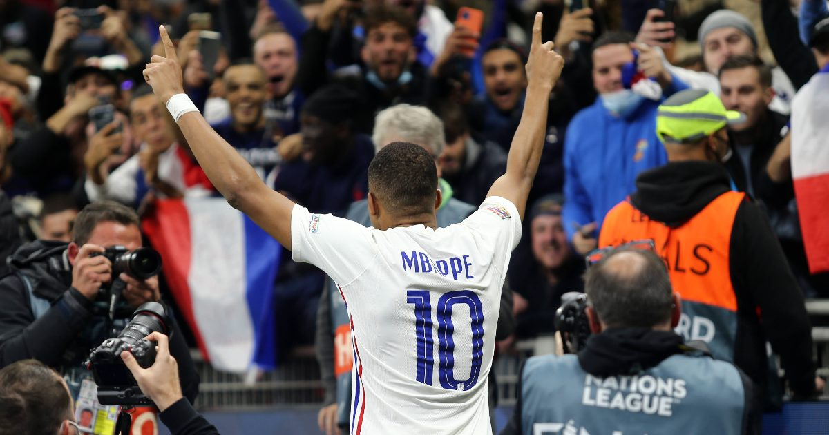 Spain 1-2 France: Mbappe nets the winner in Nations League ultimate thumbnail