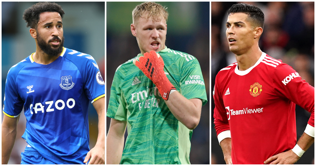 Andros Townsend, Aaron Ramsdale and Cristiano Ronaldo feature among the best signings of the season.