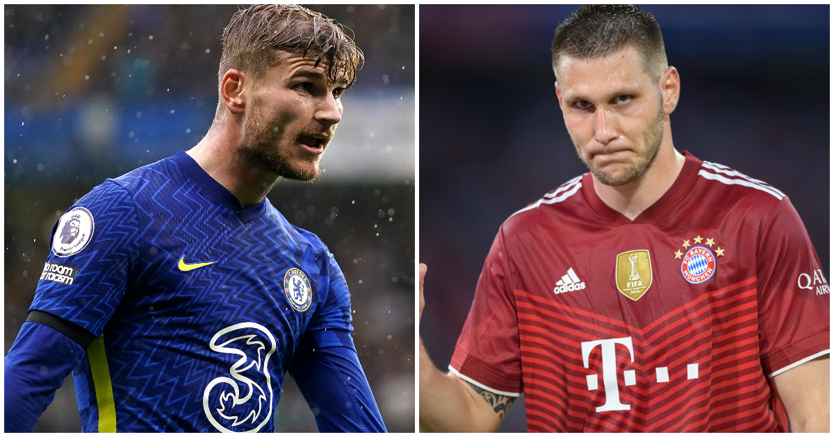 Timo Werner and Niklas Sule have both been linked with Newcastle.