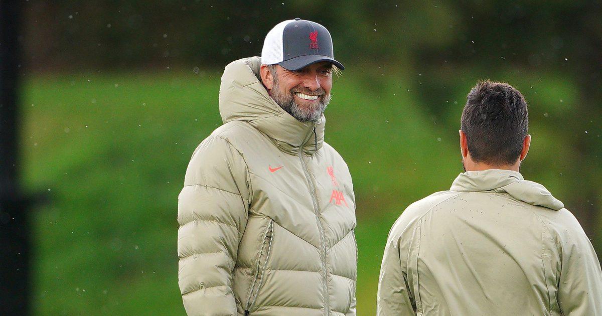 Alonso on Liverpool boss Klopp