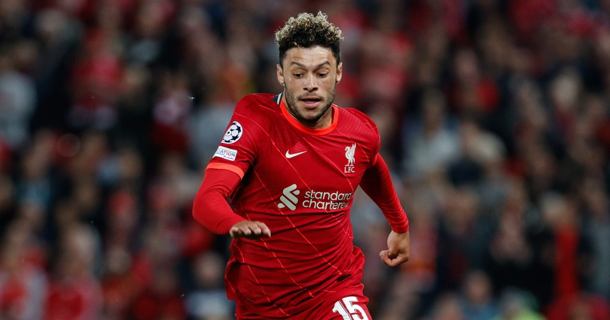 Liverpool should sell Oxlade-Chamberlain