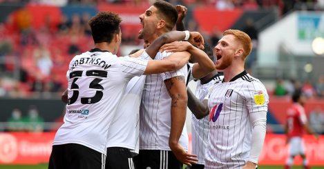Fulham-celebrating