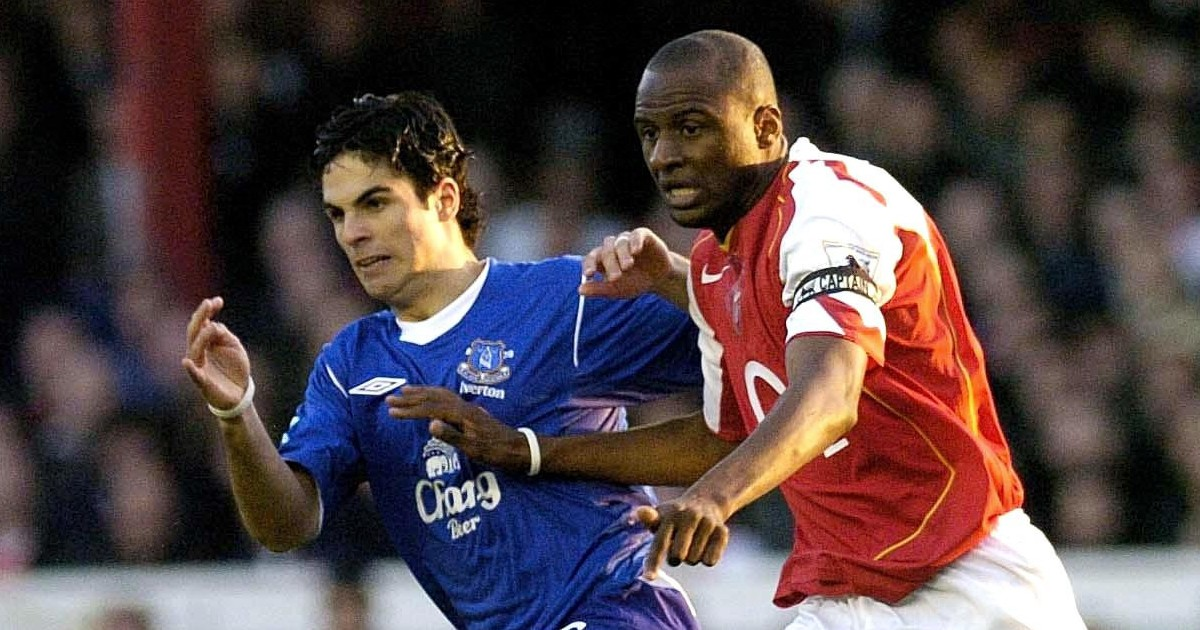 Arsenal supporters will be absolutely stunned at Arteta's 'admission' on Vieira