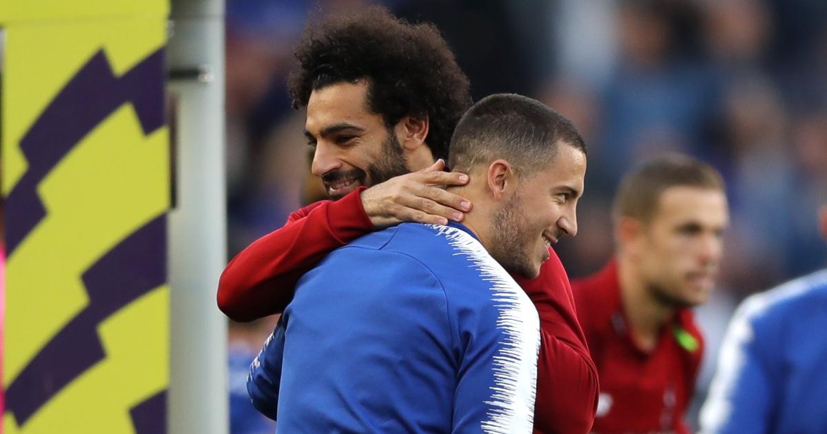 Hazard makeweight in Salah swap; Man City want Lewandowski as Sterling replacement