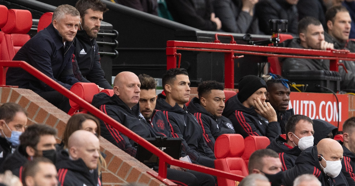 Ronaldo has sided with Ferguson after his criticism of Man Utd manager Solskjaer