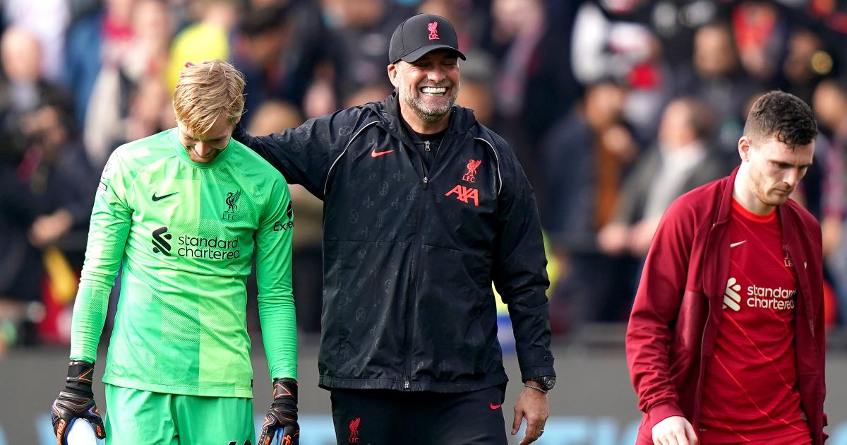 Klopp insists Liverpool star Salah is the 'best' in the world after his 'massive' display versus Watford