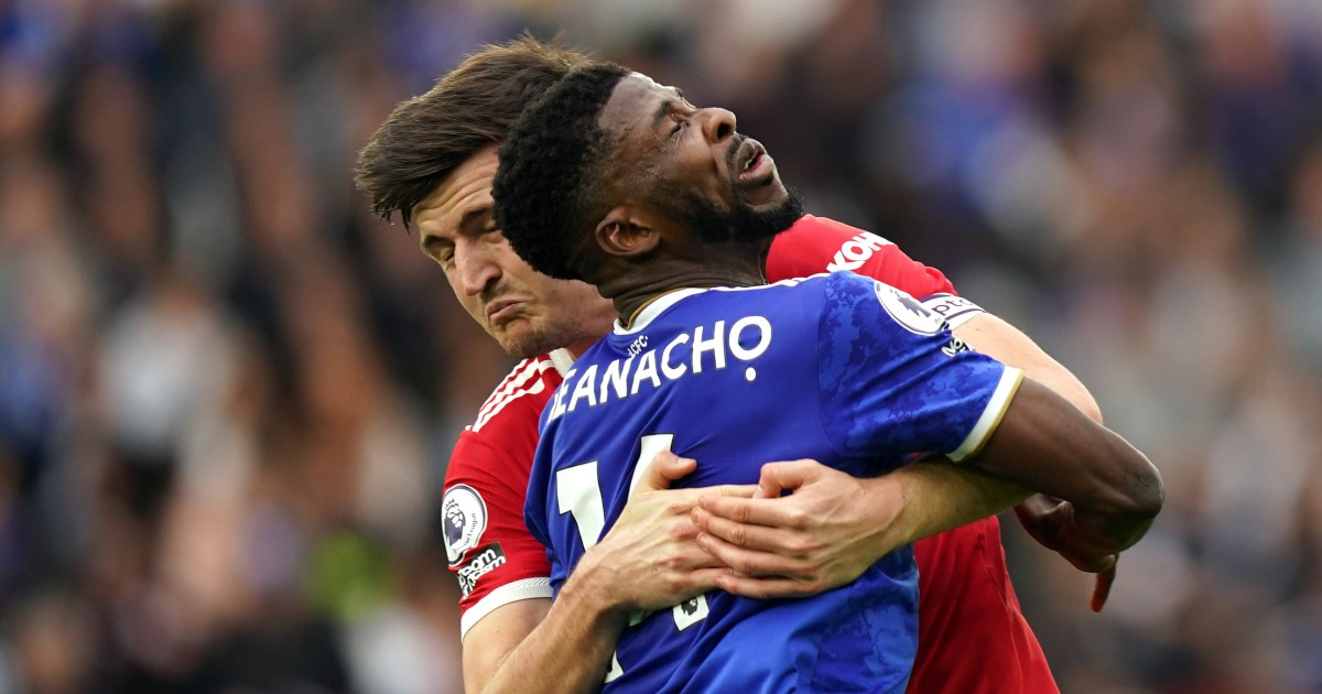 Solskjaer pays for Maguire nonsense as Leicester roll post-credits scene on Man Utd