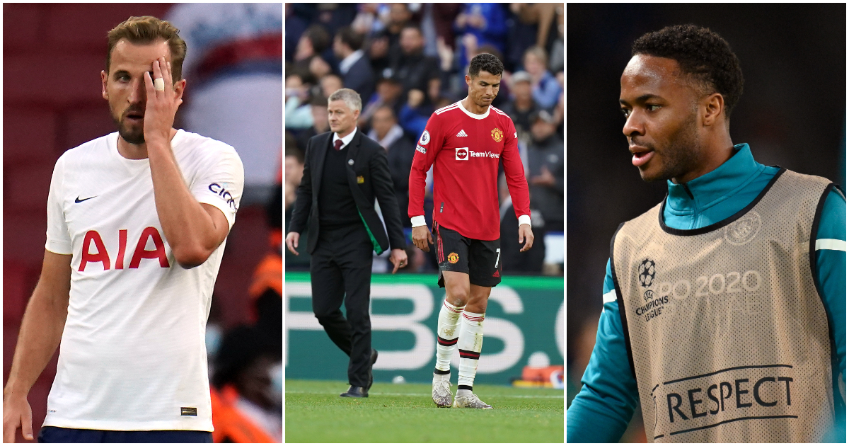 Arsenal and Lukaku among the biggest disappointments of the season so far