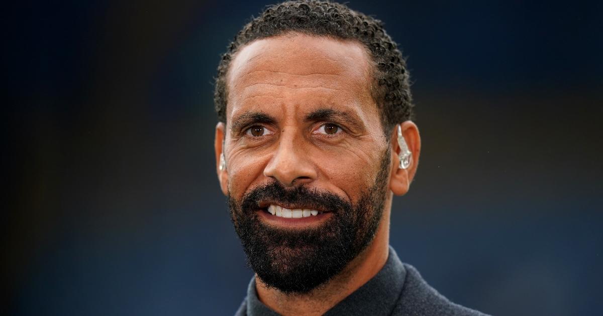 'Fear factor' - Ferdinand sends Liverpool warning to Man Utd - Football365
