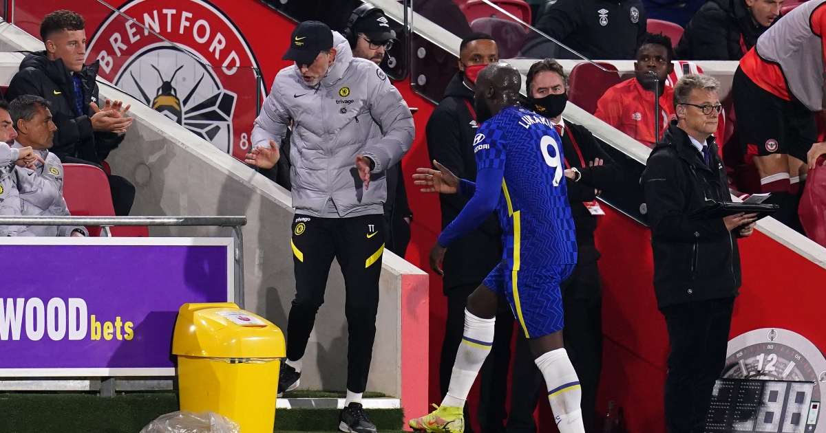 Tuchel believes that 'mentally tired' Lukaku has overplayed for club and country