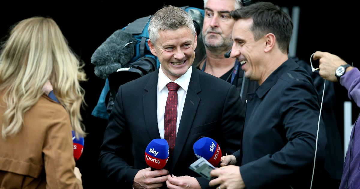 'Respect' to Neville for his Solskjaer stance. Plus, Vieira, Mike Dean and... - Football365