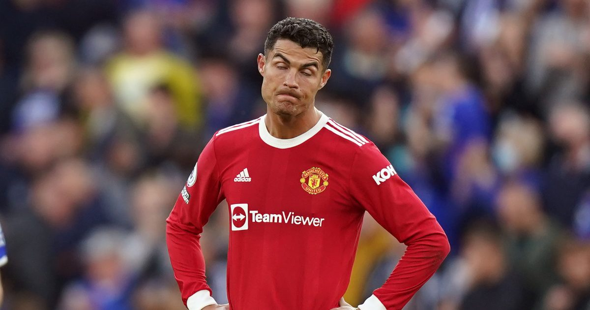 'Are you not ashamed?' – Ronaldo went full Fergie at half-time for Man United