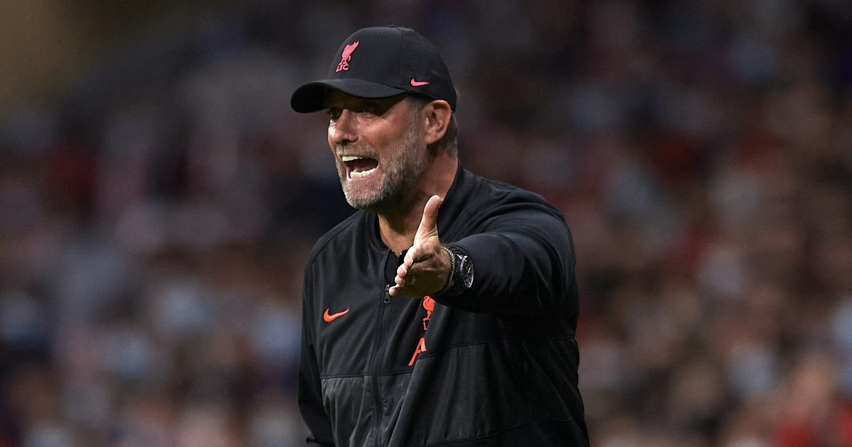 Klopp admits he 'couldn't care less' how Liverpool beat an 'intense' Atletico Madrid side