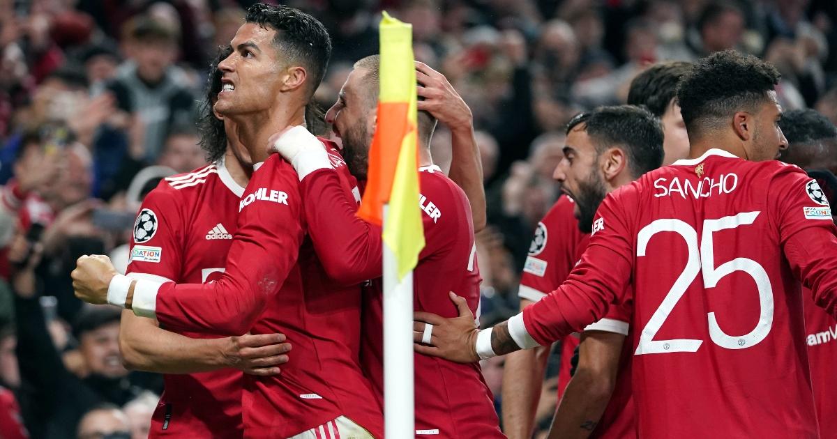 Manchester United 3-2 Atalanta: Ronaldo completes crazy Champions League comeback