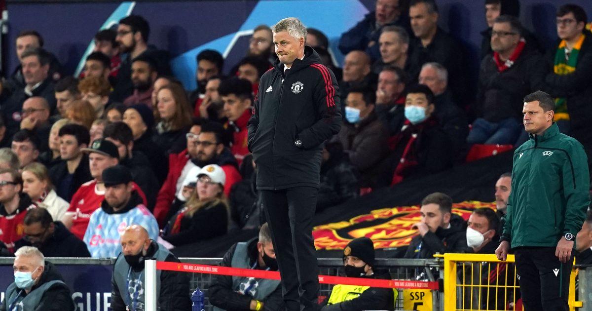 'Don't even start!' - Man Utd boss Solskjaer slams 'disrespectful' question