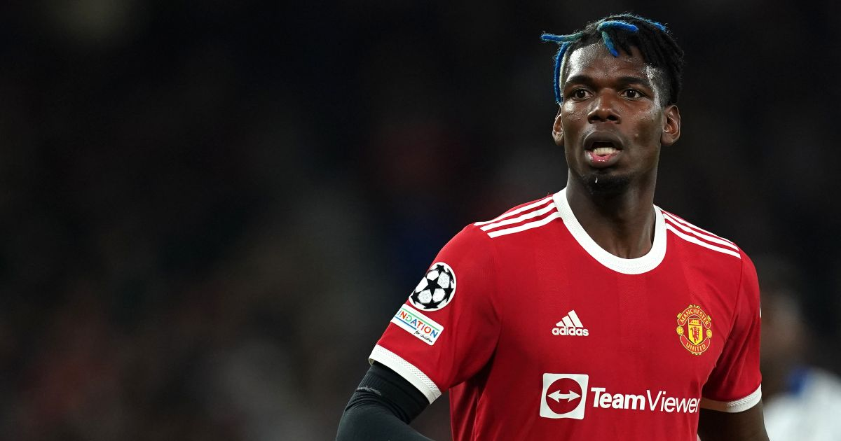 Pogba hails 'crazy' Manchester United fans in 'beautiful win' over Atalanta