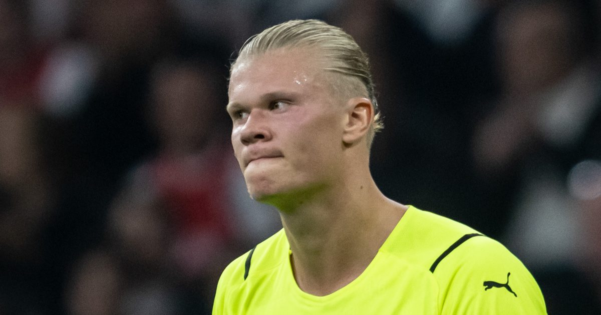 Lehmann claims Manchester United-linked Erling Haaland 'could go to' Arsenal
