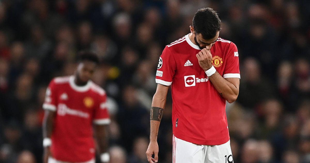 Man Utd suffer 'shock injury doubt' ahead of huge Liverpool clash - Football365