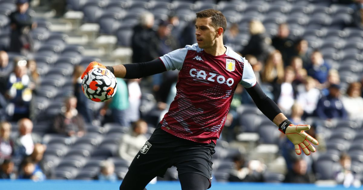 Emi Martinez claims Aston Villa was a 'step up' from Arsenal in fresh dig
