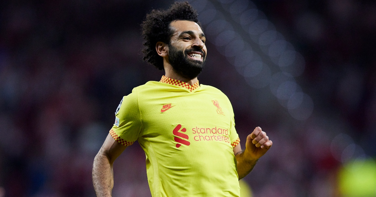 Salah confirms he wants to stay at Liverpool until the end of his playing days