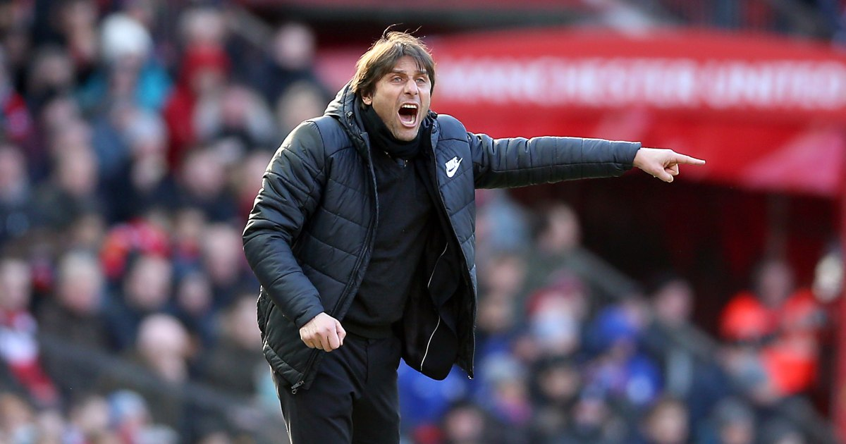 Latest claim: Conte 'interested' in Man Utd on two conditions - Football365