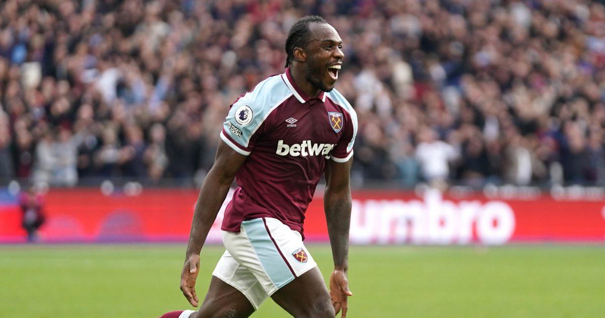 West Ham United 1-0 Tottenham Hotspur: In-form Michail Antonio scores again