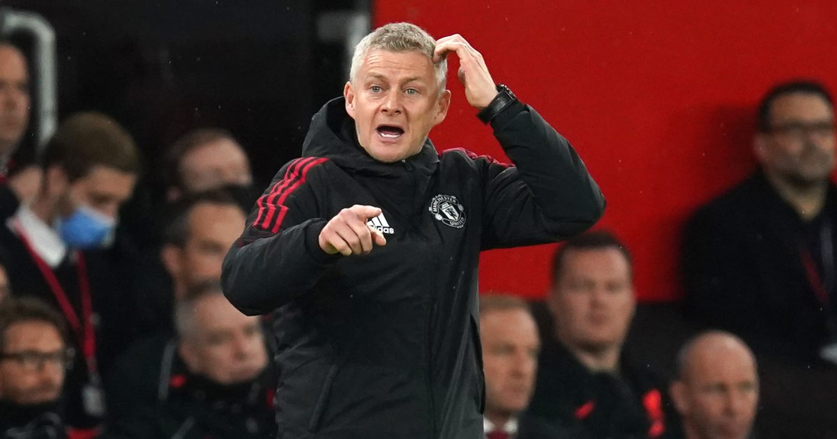 Solskjaer will not 'give up' despite Manchester United's 5-0 loss to Liverpool being his 'darkest day'