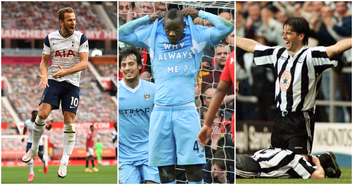 Nine other times Manchester United were on the end of an absolute Premier League thrashing