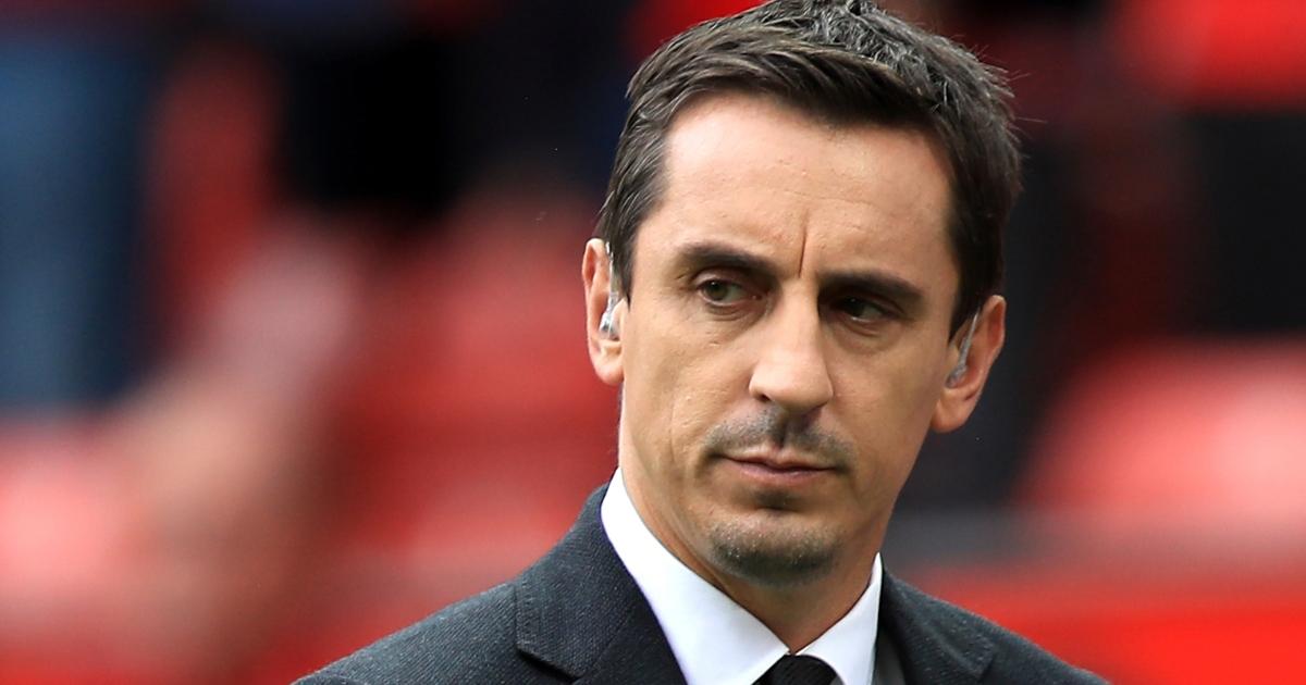 Neville fears for under-pressure Man Utd boss Solskjaer after Liverpool drubbing