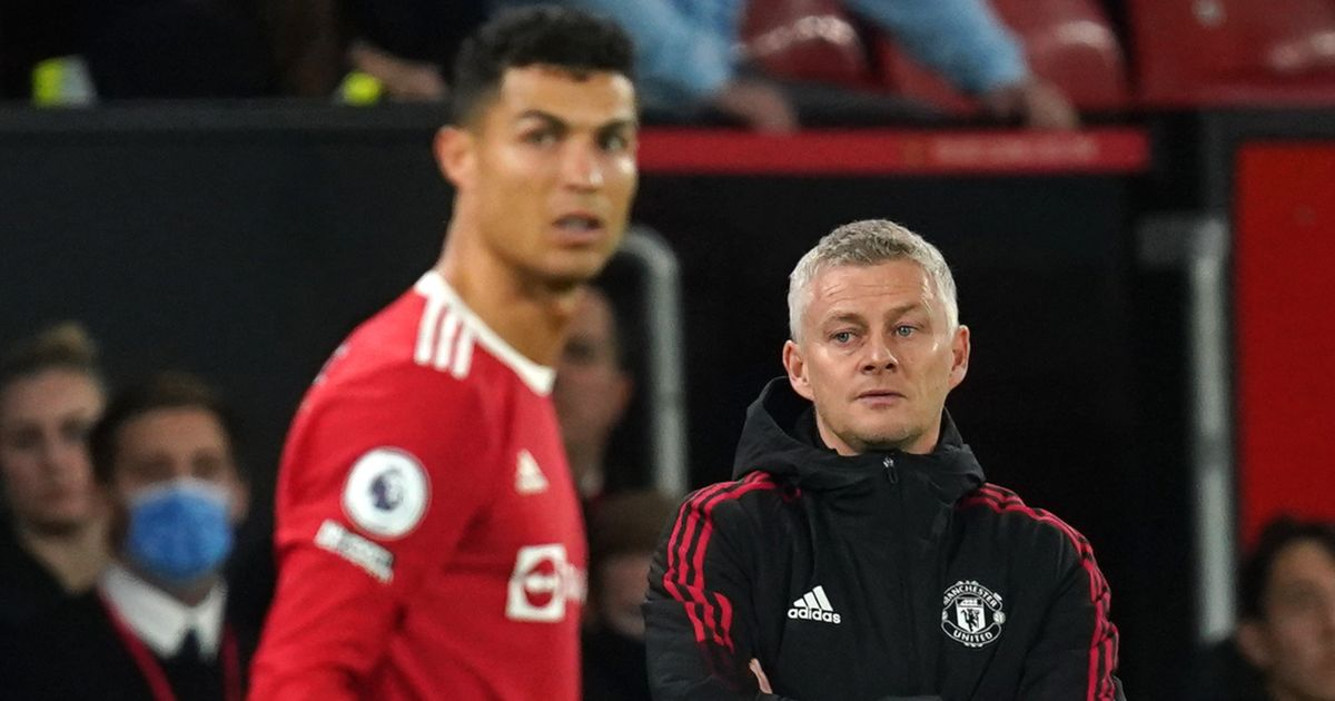 Cristiano Ronaldo urges Solskjaer support from Man Utd players 'irrespective of tactics'