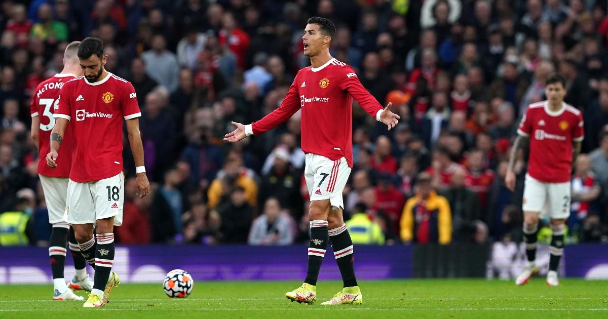 Cristiano Ronaldo 'irritation' at Man Utd star's selfishness revealed after Liverpool defeat
