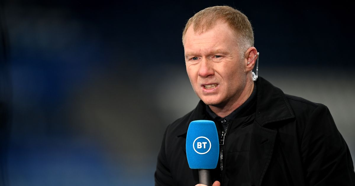 Scholes accuses one 'cheating' Man Utd star of 'ruining the whole team'