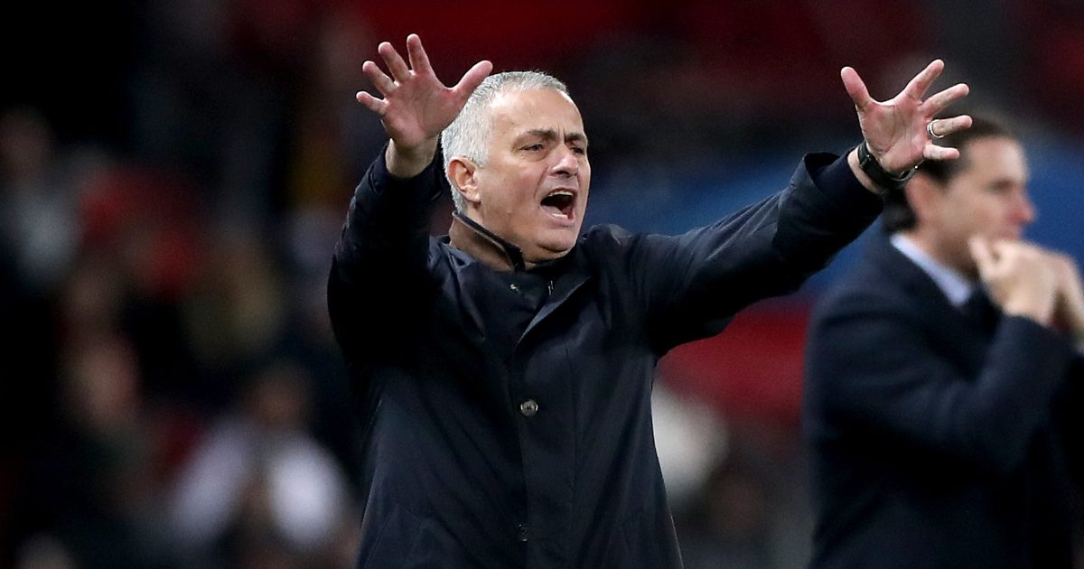 Mourinho admits he made 'big mistake' with how he treated ex-Manchester United star