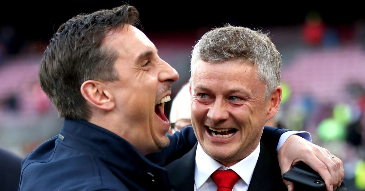 'Sad' to see 'pathetic' Neville defending Ole at Man Utd, Nuno and more... - Football365