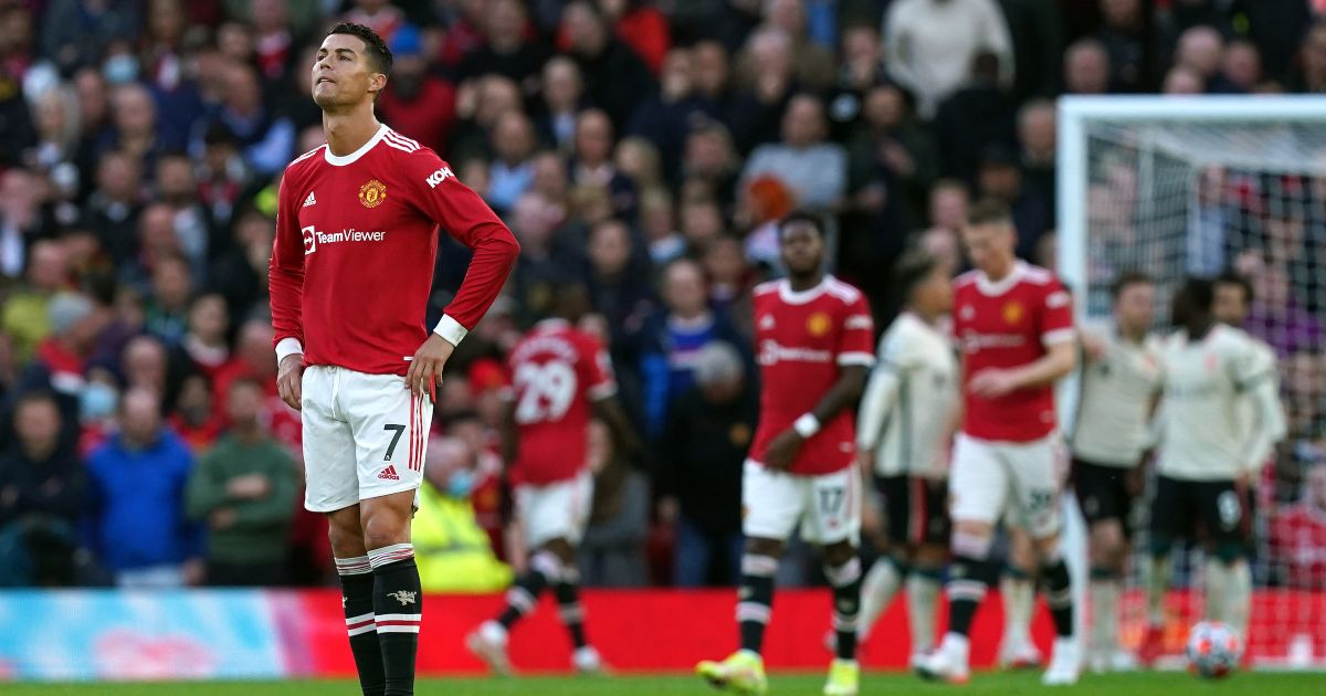 Ronaldo leads the 'worst' Premier League XI of the weekend
