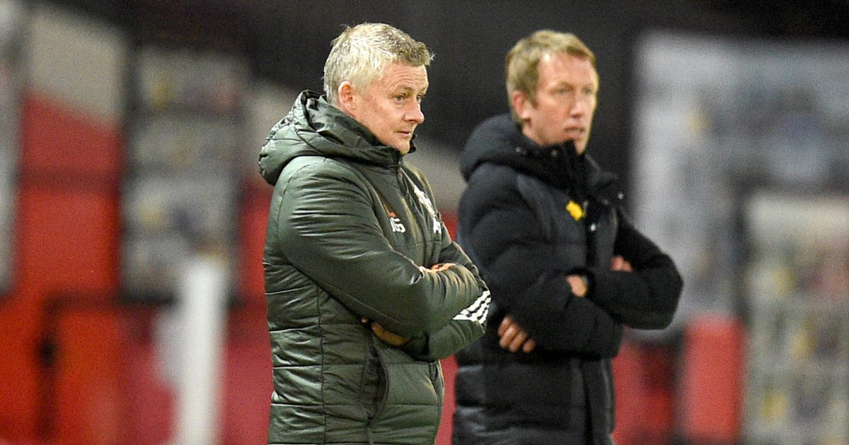 Man Utd to eye 'highly-rated' Premier League boss if Solskjaer is given 'longer stay of execution'