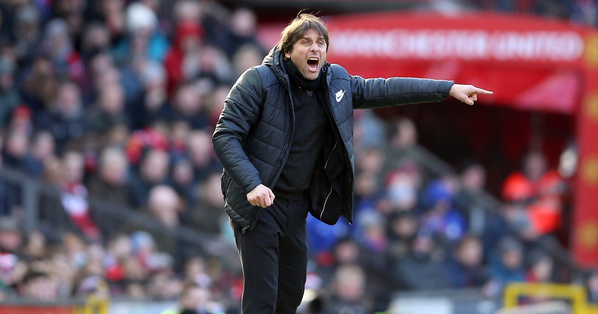 F365 says: F*** the 'DNA' – Antonio Conte is the strong winner Man United need