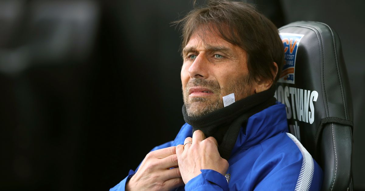 Antonio Conte demands £27m January signing to smooth over Man Utd deal